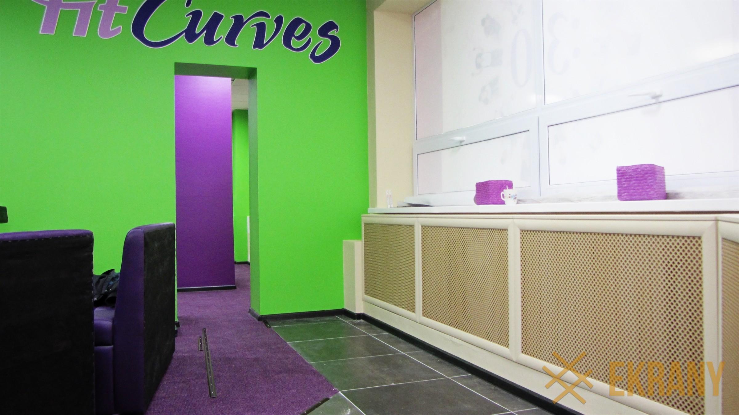 FitCurves фитнес клуб