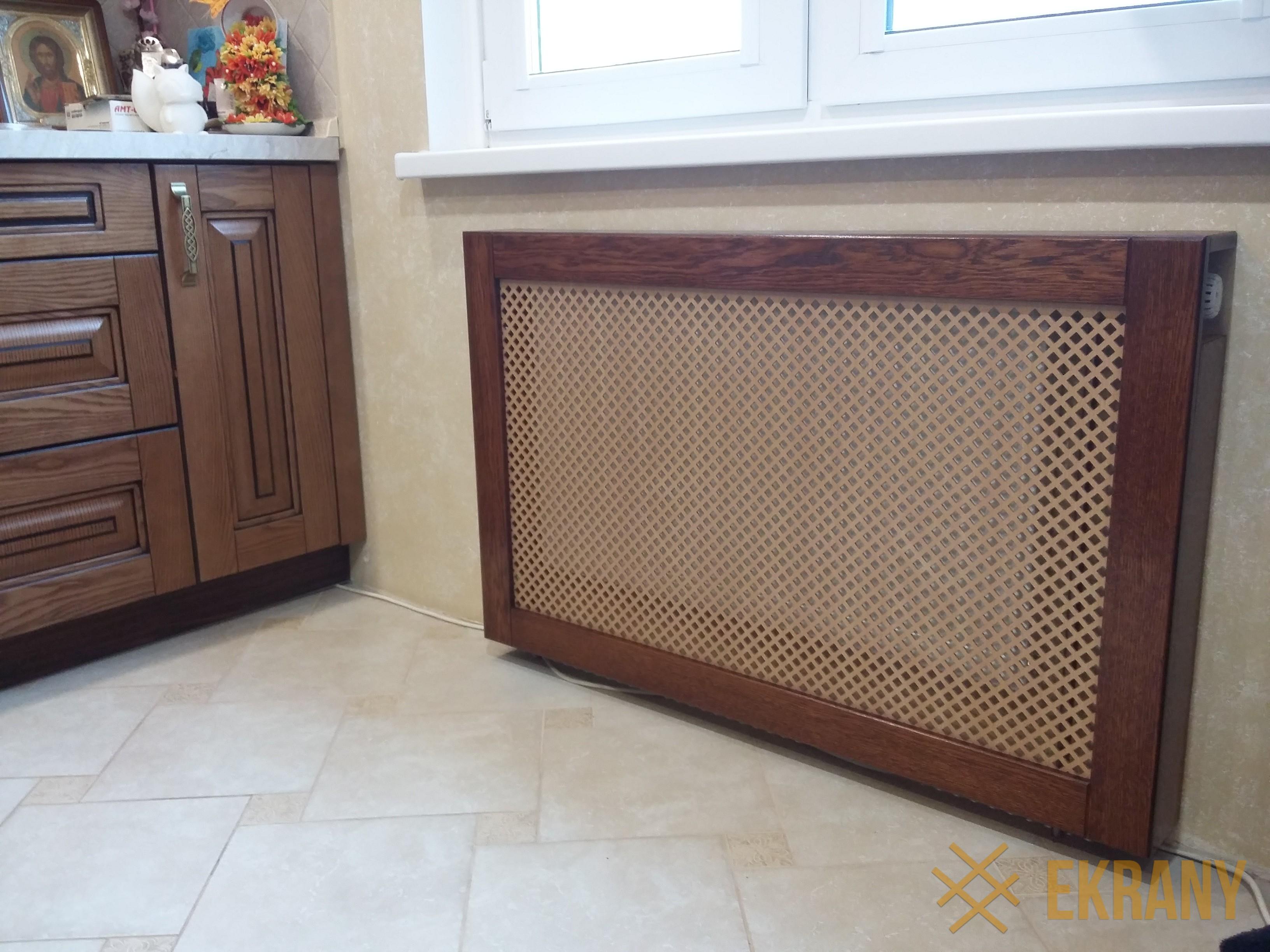 экраны на кухне