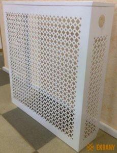 Экраны для радиаторов металл