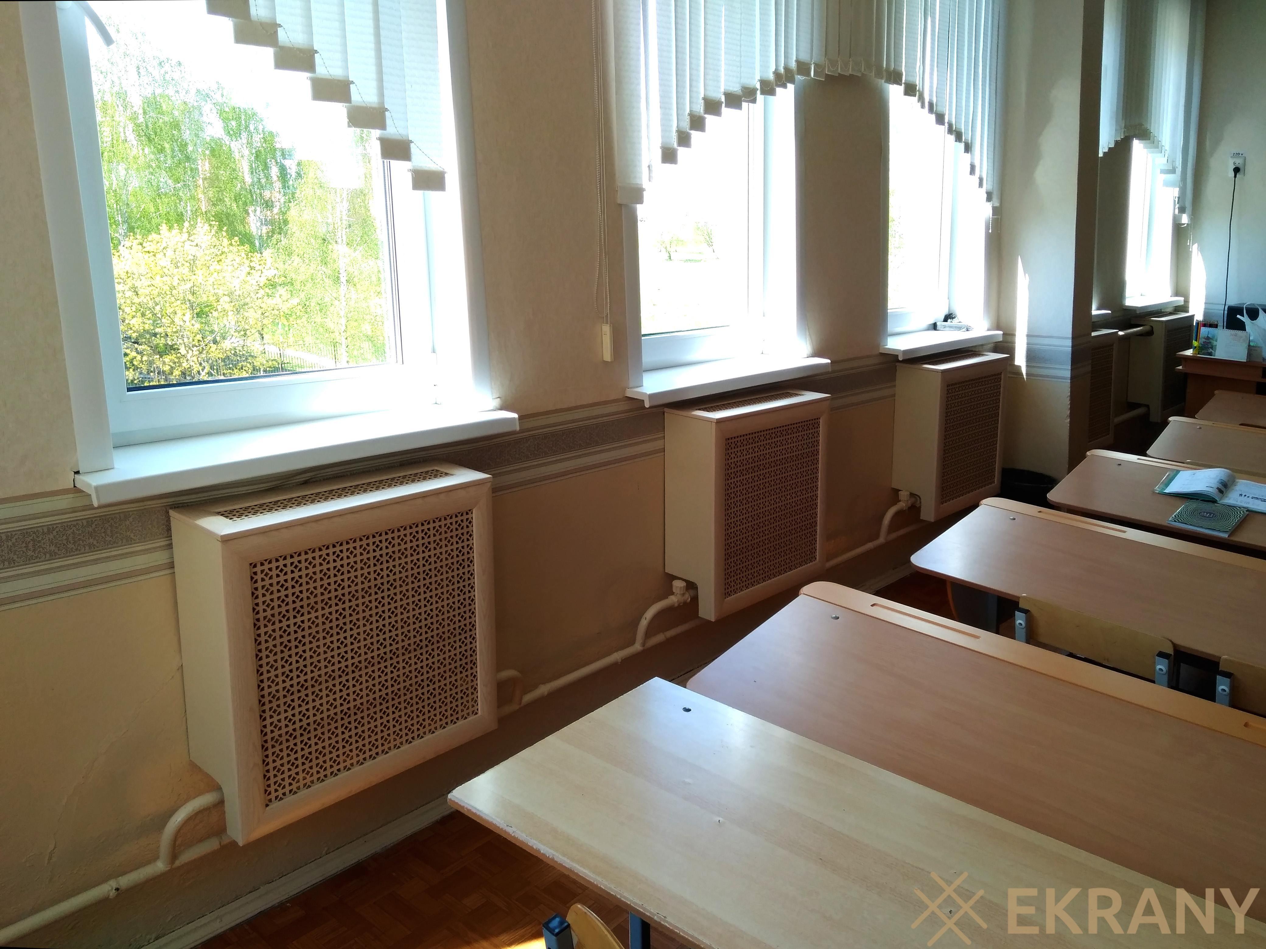 Учебный класс в школе м/р Сухарево